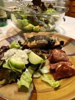 Surf and Salad
